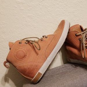 Blackstone Genuine leather Sneaker Boot